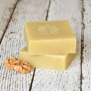 Napvirág hajmosó szappan ricinus- és dióolajjal